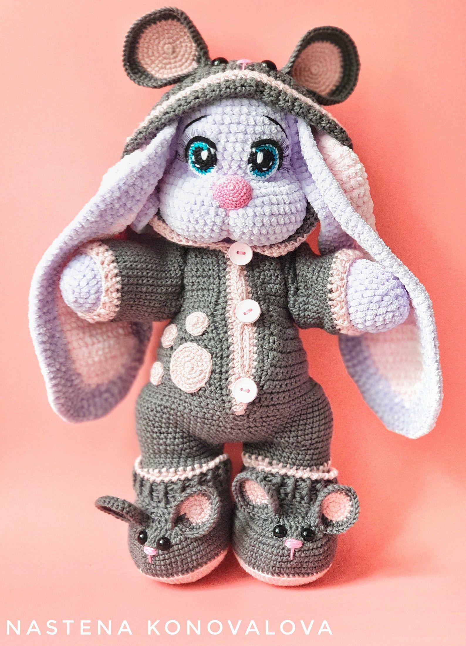 63 Free Crochet Bunny Amigurumi Patterns ⋆ DIY Crafts   2198x1588