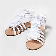 Fresh As Flower Sandals-Claire's
