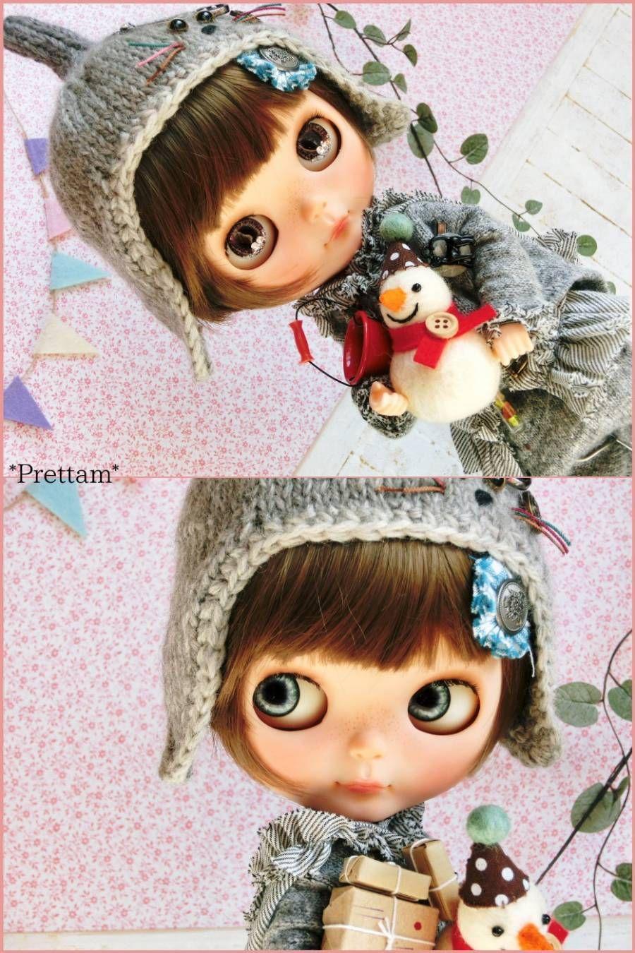 *Prettam*カスタムブライス*~Bambina vivaceⅡ~custom blythe - ヤフオク!