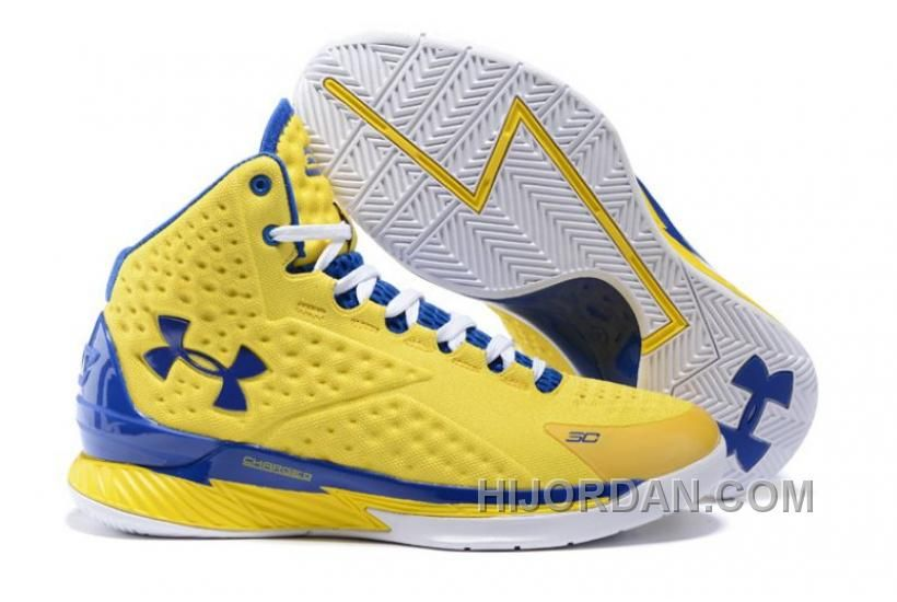 d047a87c9b9 Cheap Good Under Armour Charged Foam Curry 1 - Boy  s Grade School Yellow Royal  Blue Basketball Shoes Sale Online For Sale.