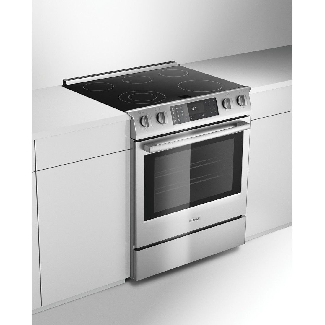 - Products - Cooking & Baking - Ranges - HEI8054U Slide In Range