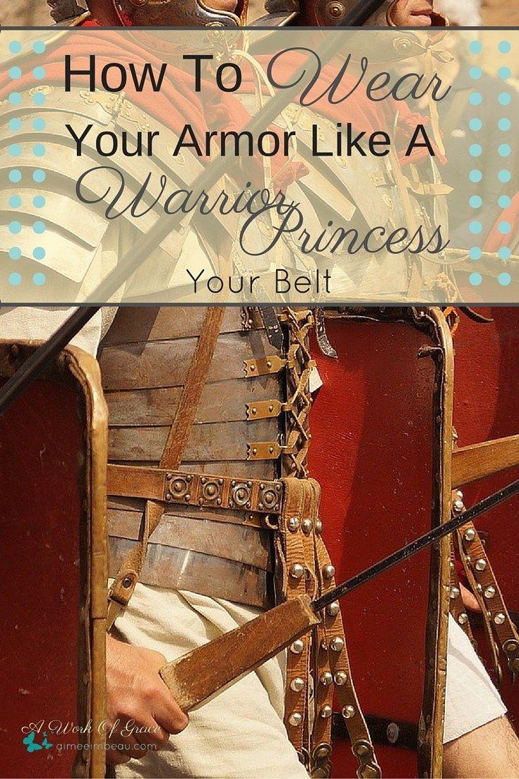 god u0027s armor warrior princess purpose and truths