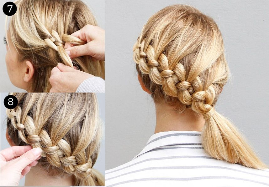 21 Braids For Long Hair With Step By Step Tutorials Cool Braid Hairstyles Braids For Long Hair Long Hair Styles