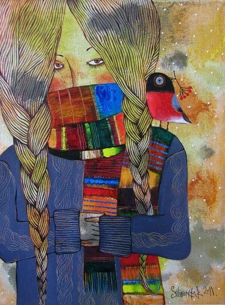 luxetoile:  Anna Silivonchik