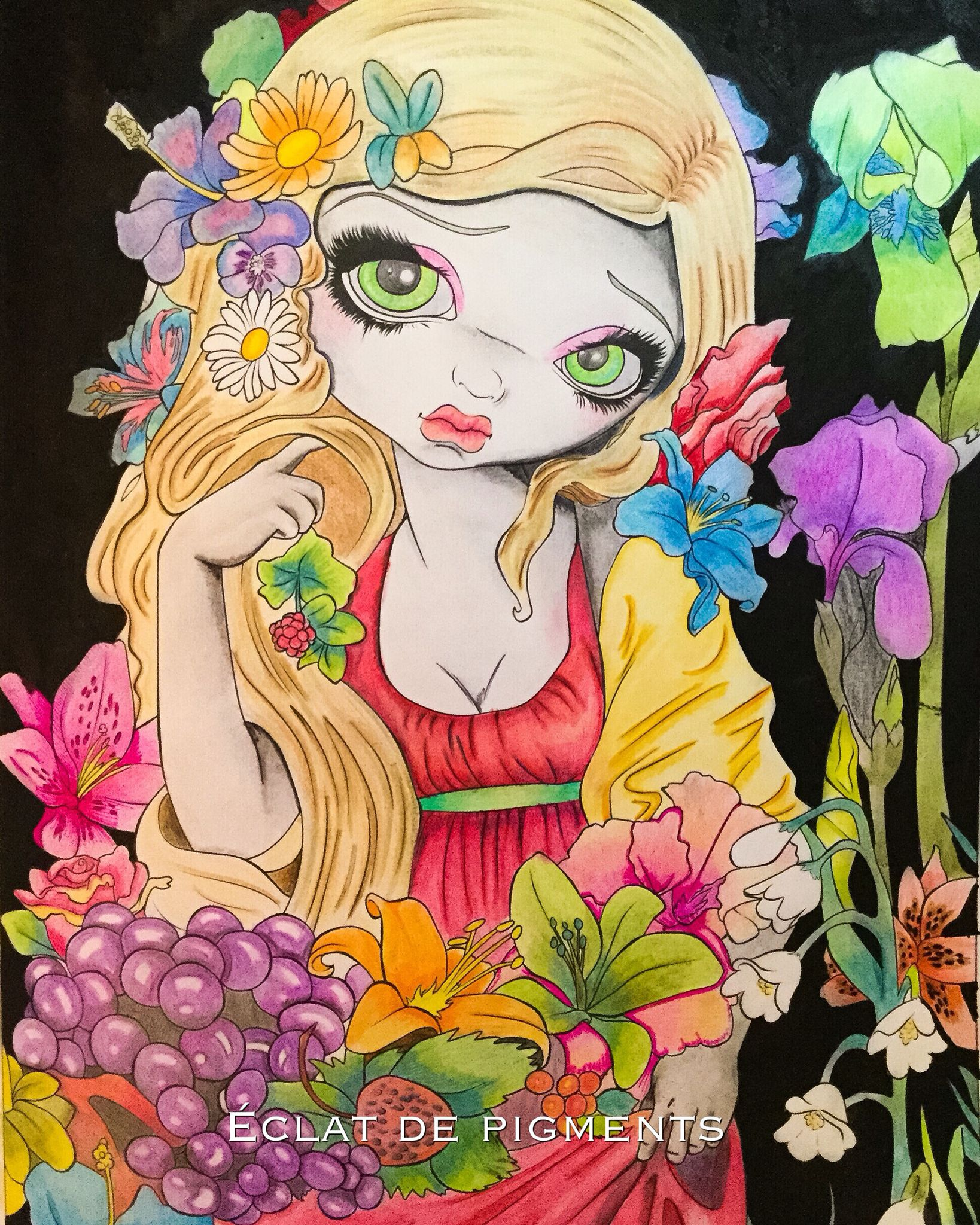 Pin de Claudia M. en Coloring Books   Pinterest