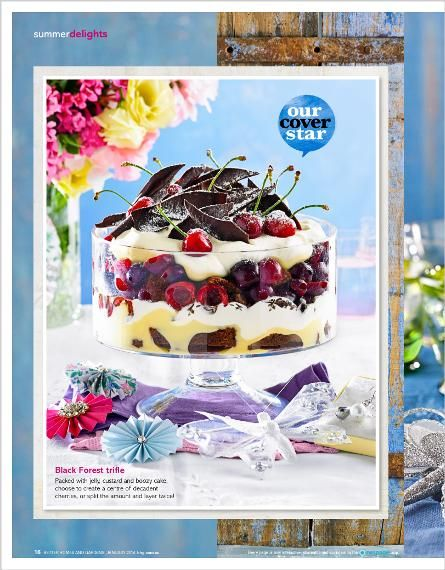 7e9f47ab5058216eaca25bd737fdeb8d - Better Homes And Gardens Christmas Trifle