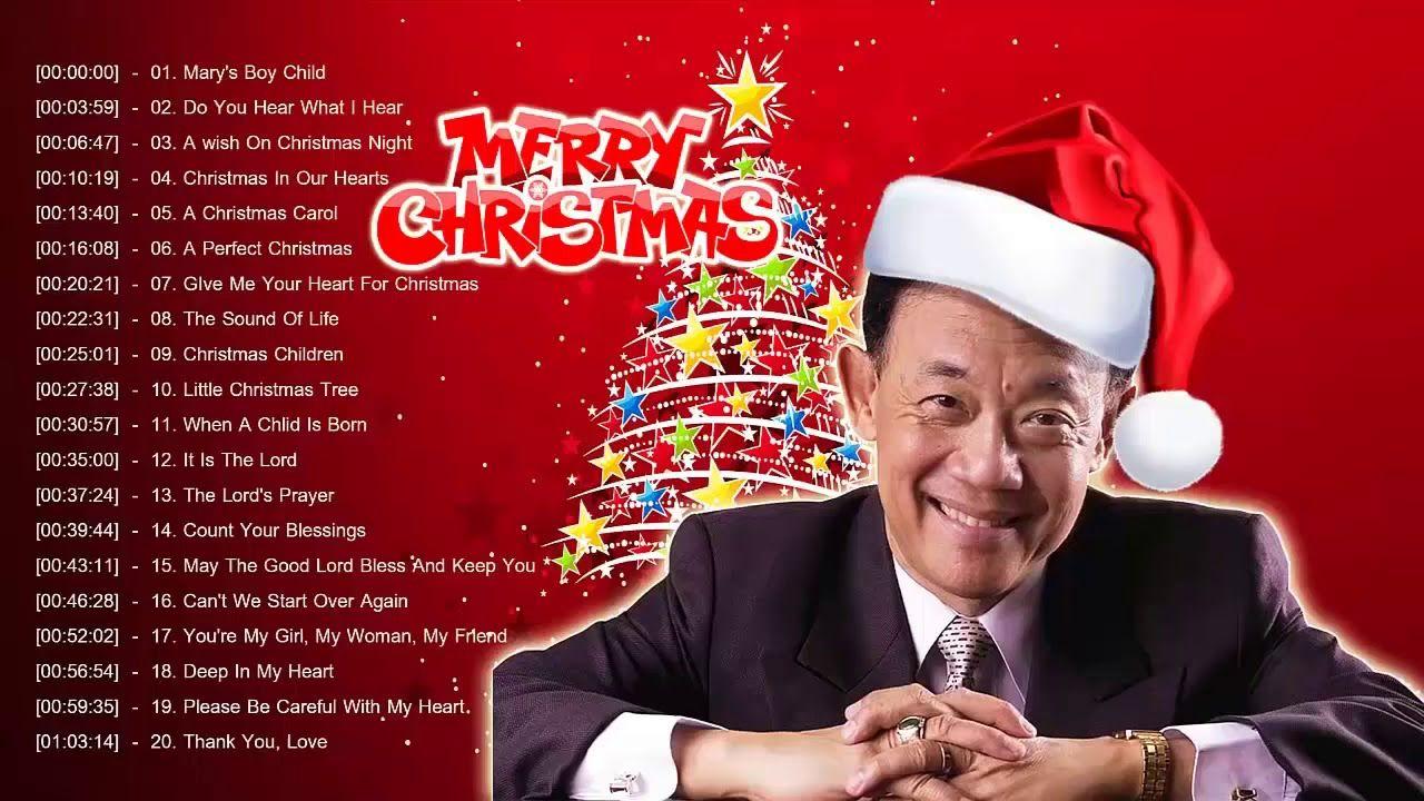Jose Mari Chan Christmas Songs 2019 | Jose Mari Chan Best Album Christma... | Funny christmas ...