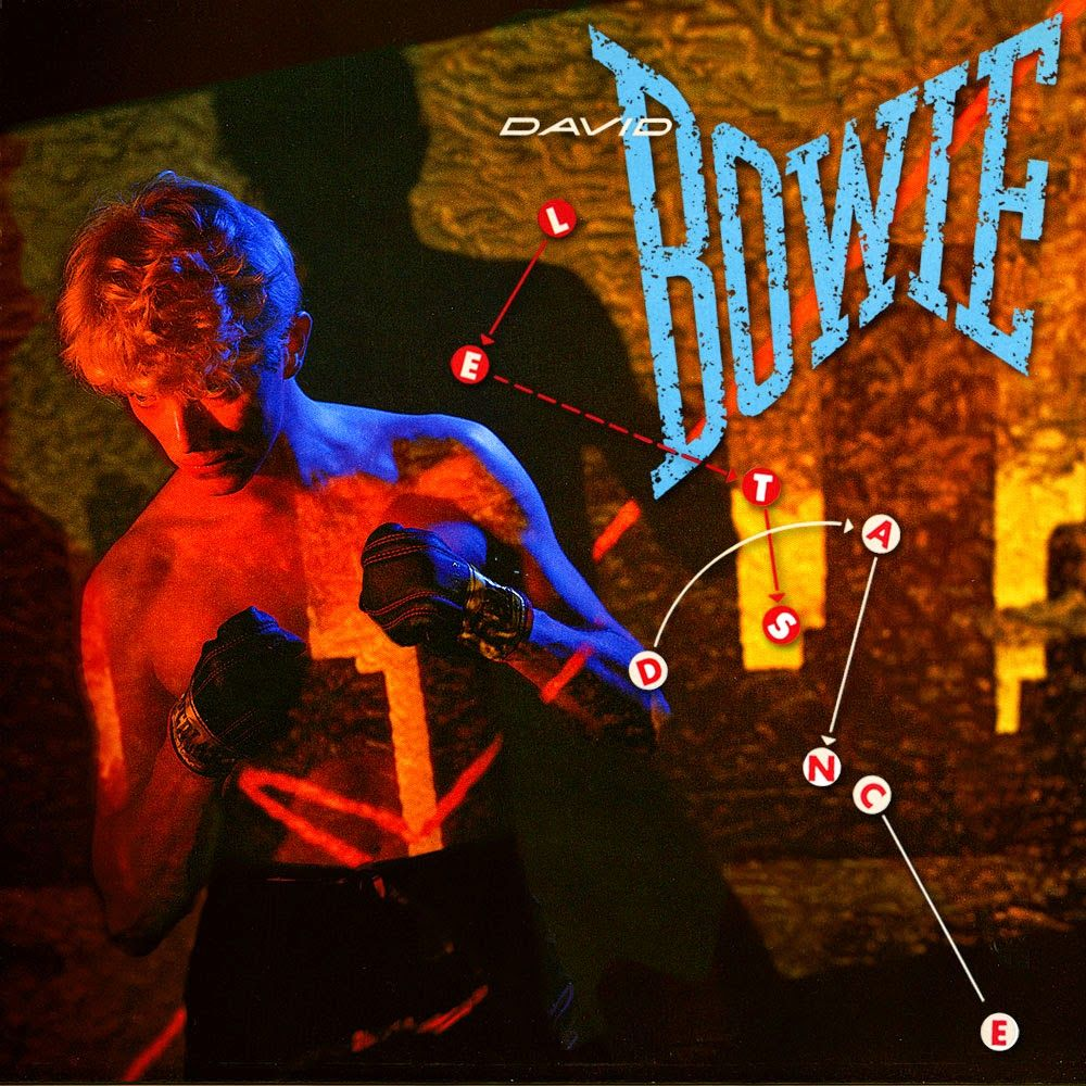 David Bowie Quot Let S Dance Quot 1983 Rock Albums Covers