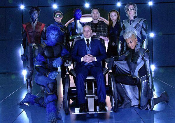 New X Men Apocalypse Trailer Introduces The Team X Men X Men Apocalypse Comic Book Costumes