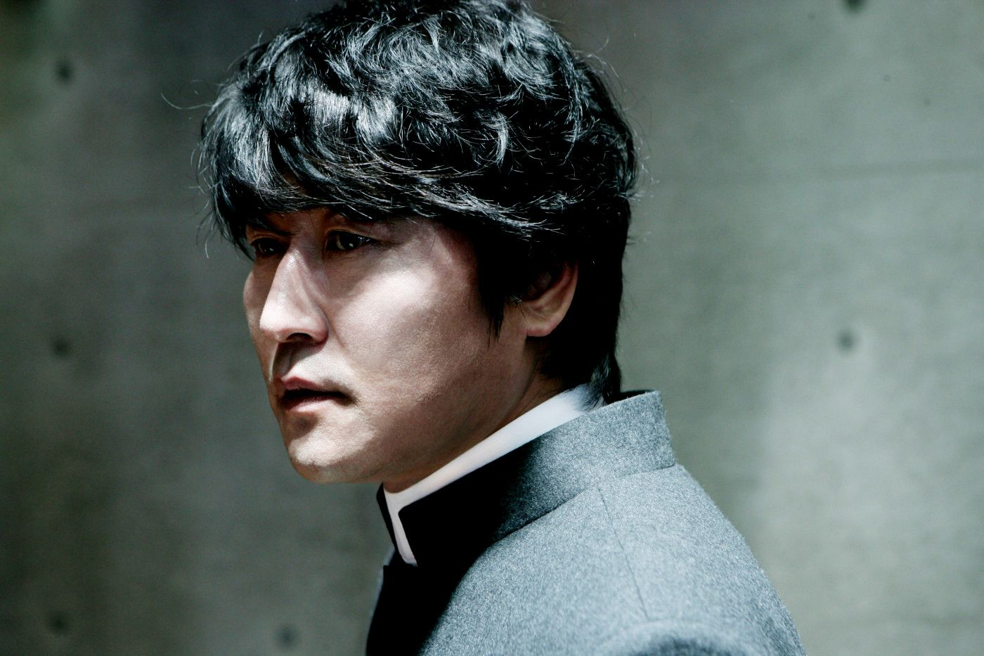 Kang Ho Song Song Kang Ho Film Foreign Film