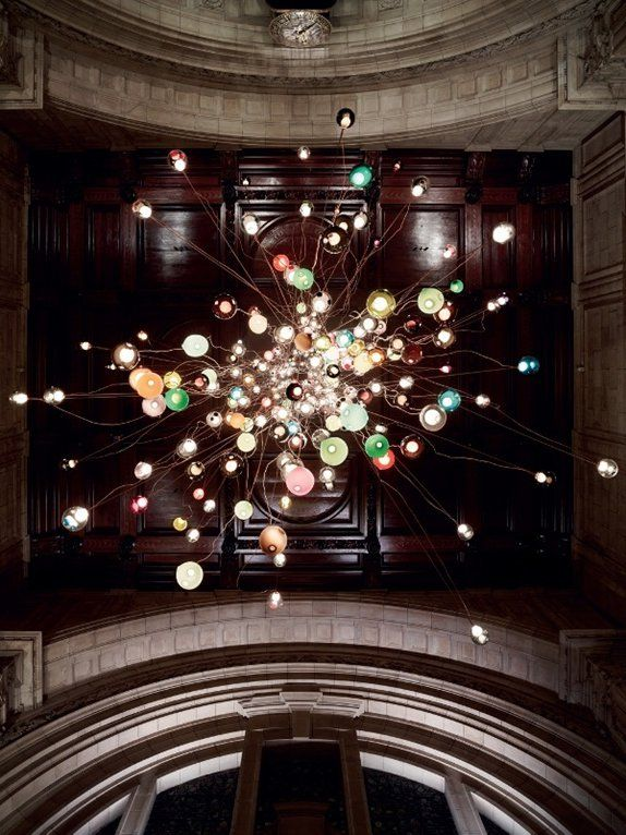 works omer arbel. Bocci 28.280: #light Installation By Omer Arbel At The V\u0026A Museum As Part Of Works