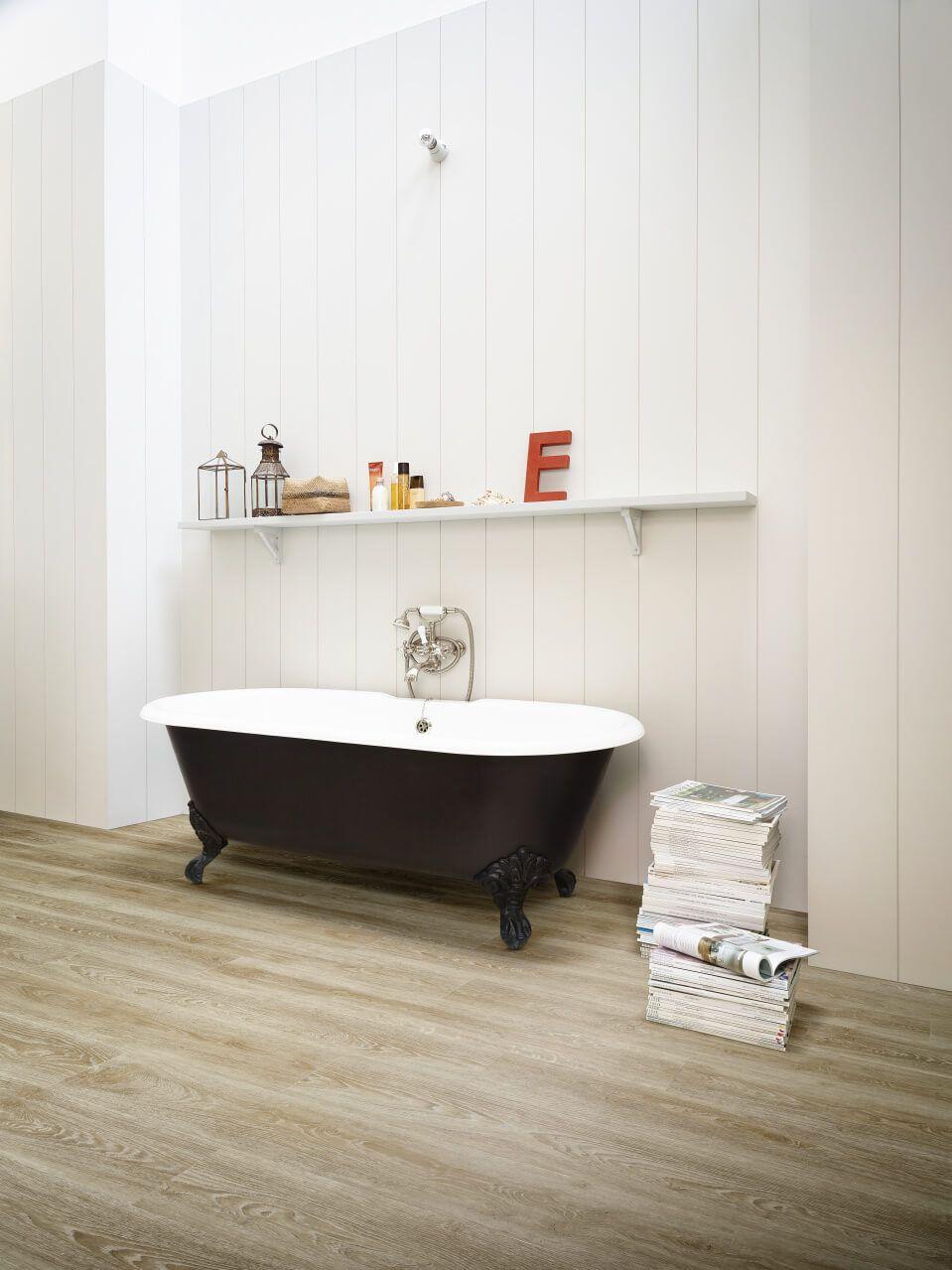 Scarlet Oak 50230 - Wood Effect Luxury Vinyl Flooring - Moduleo ...