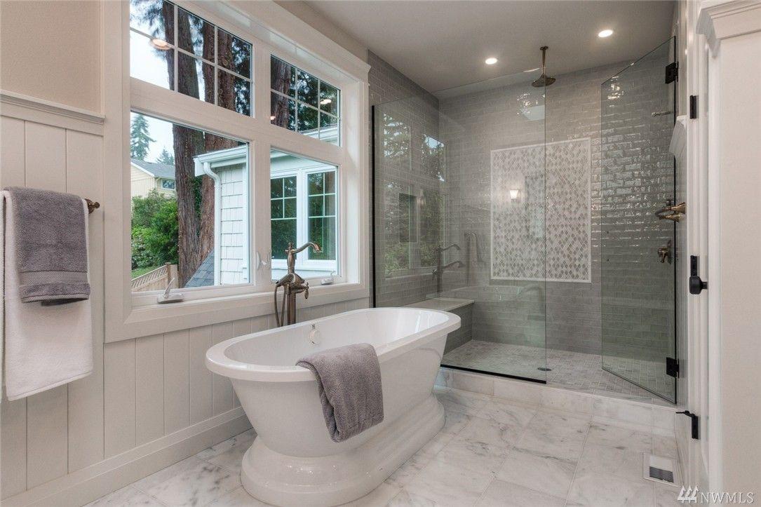 9831 Ne 30th St Bellevue Wa 98004 Bellevue Zillow House Bathroom decor tiles edgewater wa