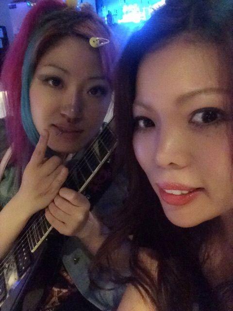 5/23 セッションでジャネット☆ の画像|Rie a.k.a. Suzaku ♪Melody Of Life♪