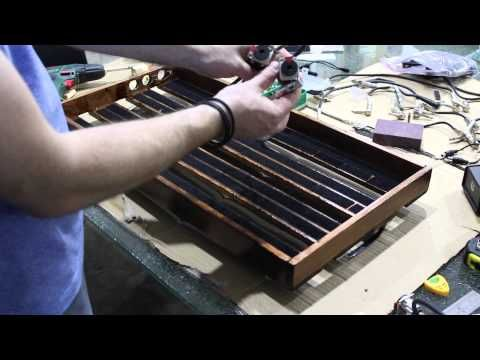 how to design build and make a custom guitar effects pedal board youtube pedalboard. Black Bedroom Furniture Sets. Home Design Ideas