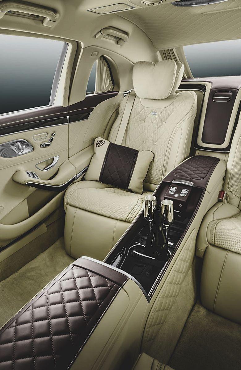 Maybach Legacy Luxury Car Interior Latest Cars Maybach