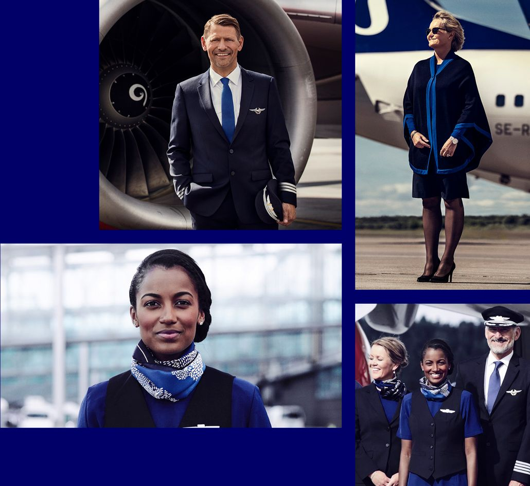 Scandinavian Airlines Bold Scandinavian Airlines System Airlines Branding Sas