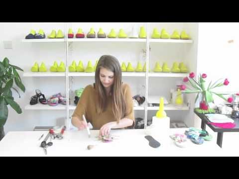 How to Make Sandals - I CAN make shoes