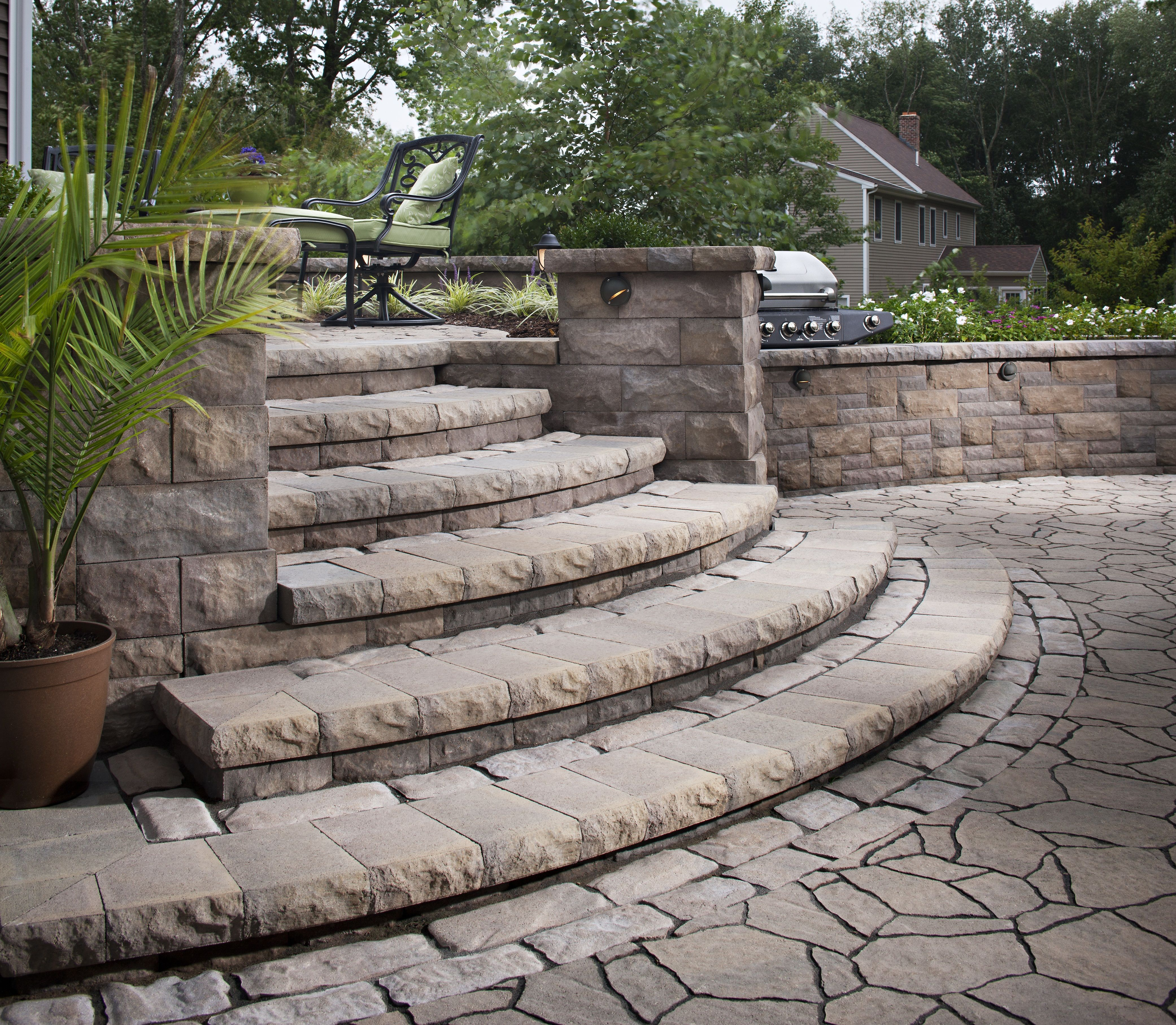Pin By Belgard On Outdoor Step Ideas Belgard Pavers Patio
