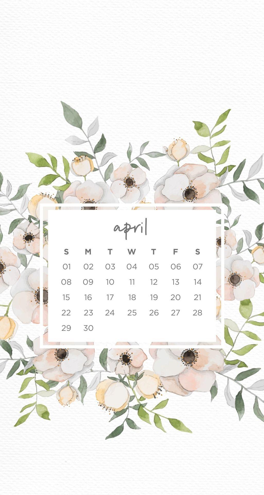 April 2018 Spring Wallpaper