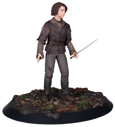 Arya Stark Statue: Game of Thrones: FairyGlen.com