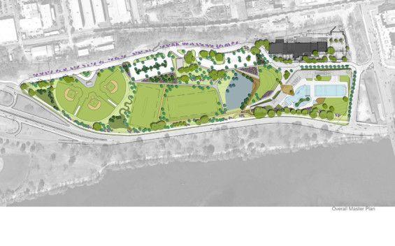 Ymca Sand Beach Park Landscape Architecture Park Urban Landscape Landscape Architecture Design