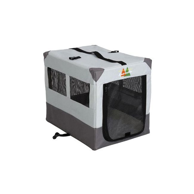 """Midwest Canine Camper Sportable Gray 24"""""""" x 17.5"""""""" x 20.25"""""""""""