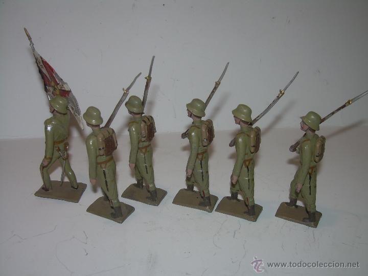 Toys De Soldadito PlomoJuguetesamp; Antiguos Soldados IWEDH29