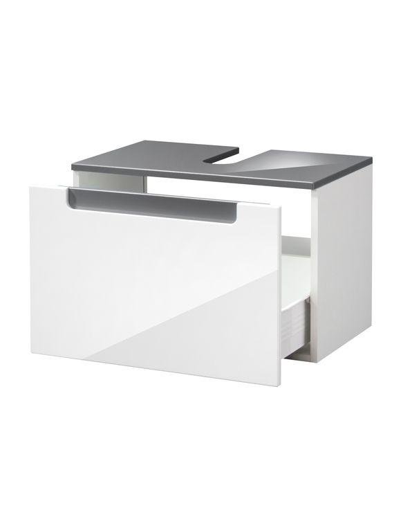 HELD MÖBEL Waschbeckenunterschrank »Siena«, Breite 60 cm