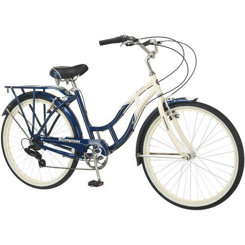Schwinn 26 L Pt Beach Blue Walmart Com Cruiser Bike Schwinn Cruiser Bicycle