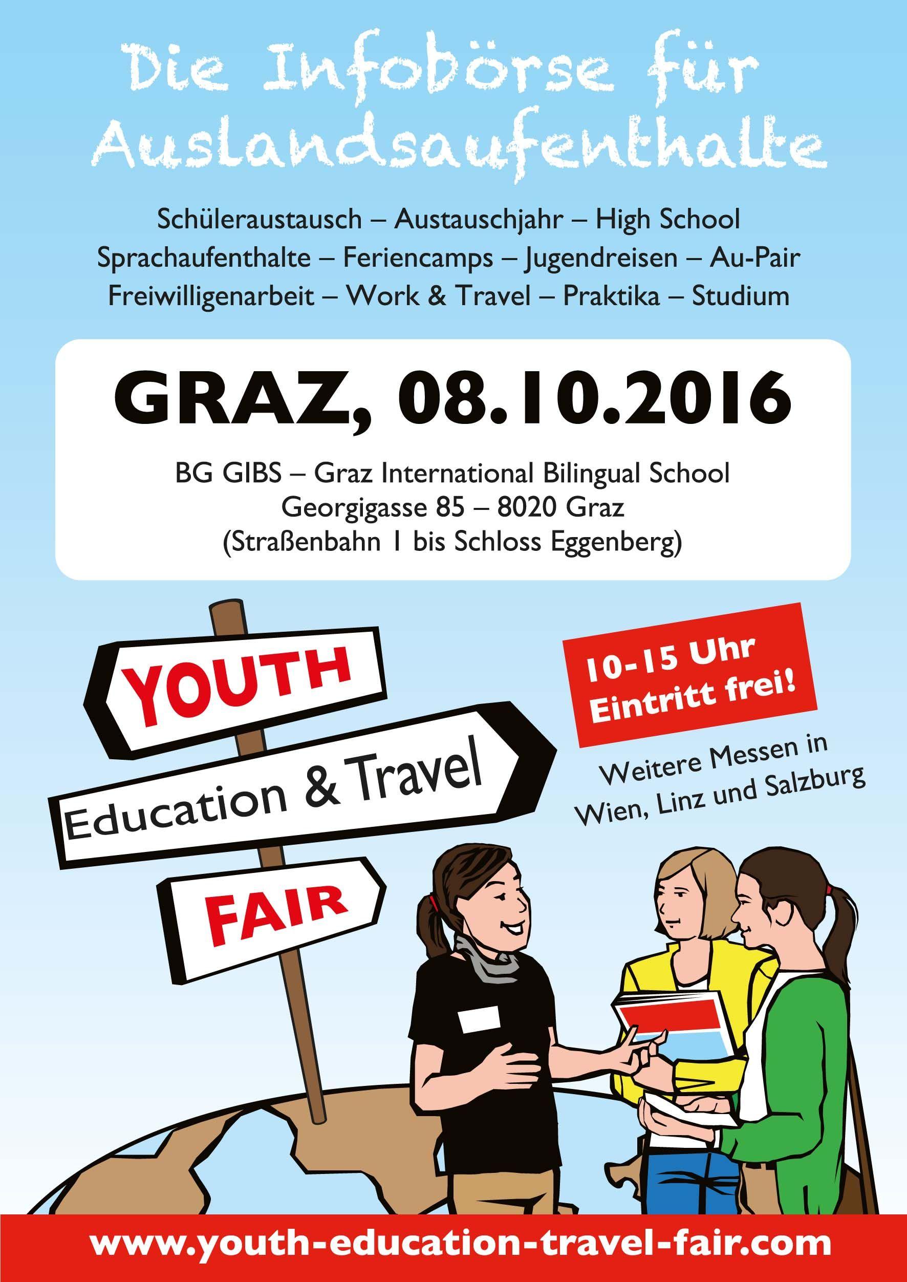 YETF Graz 08.10.2016 #Graz #Steiermark #Jugendliche #Reisen