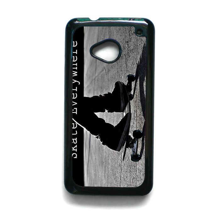 skate forever for phone case HTC ONE M7/8/9