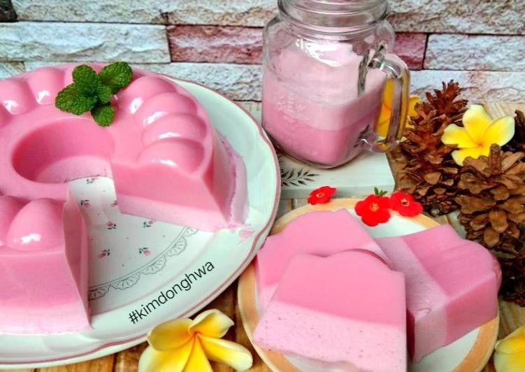 Resep Puding Busa Cocopandan Oleh Sari Utami Kimdonghwa Resep Puding Resep Telur