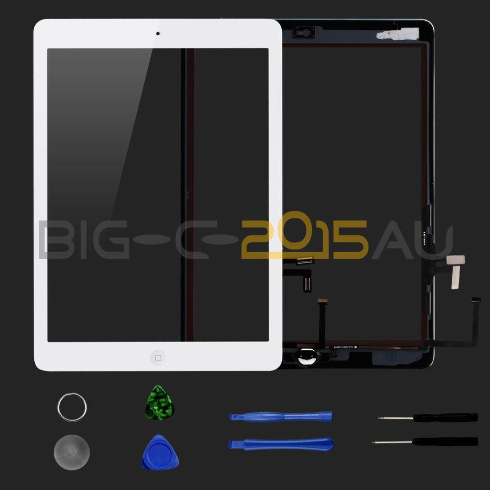 For White iPad Air 5 A1475 A1476 Replacement Touch Screen
