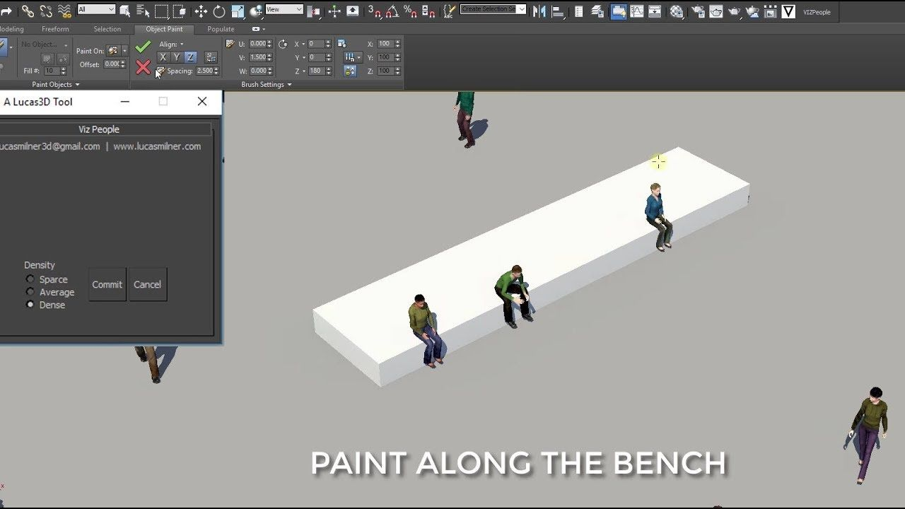 This tutorial explains how to create a basic boat rig in 3DS Max that