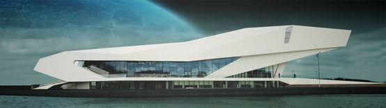 NAME_Eye Contmeporary Movie Culture Center  | DESIGNER_Delugan Meissl  | LOCATION_Amsterdam, Netherlands