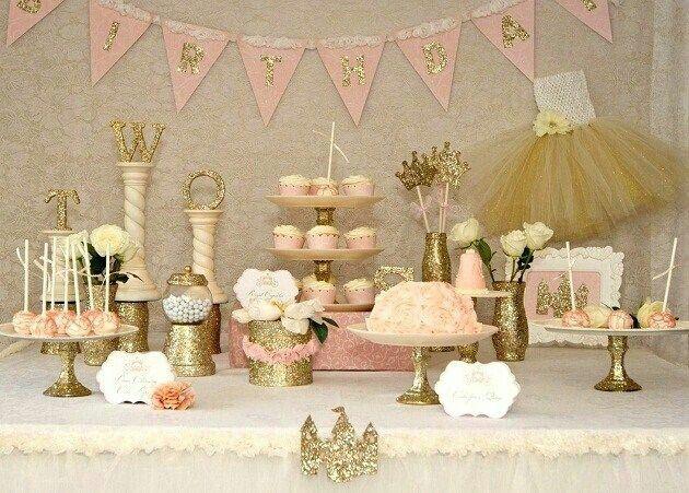 Blush Pink Gold Baby Girl Pinterest