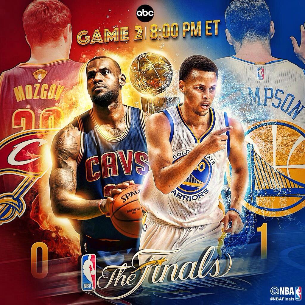 Warriors Come Out And Play Golden State: Game Time!! NBA FINALS GAME 2!! #NBAFinals