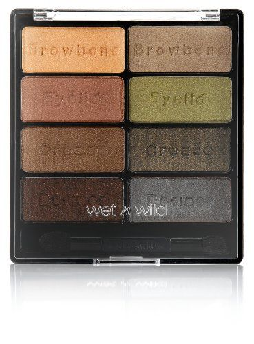 Wet n Wild Color Icon Eyeshadow Comfort Zone, 1er Pack (1 x 10 g)