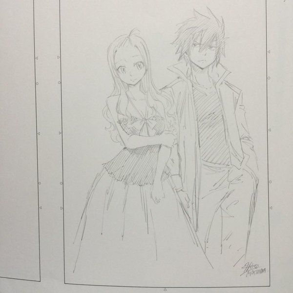 ǜŸå³¶ãƒ'ロ On Twitter Fairy Tail Art Fairy Tail Gray Fairy Tail Characters On myanimelist you can learn more about their role in the anime and manga industry. fairy tail art fairy tail gray fairy