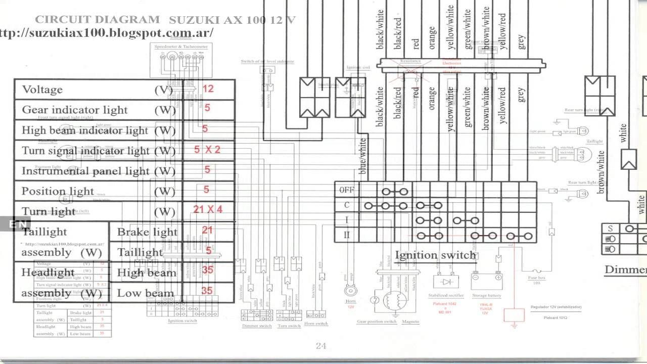 Pin By Windell Banks On Ejecicio Indicator Lights Circuit Diagram Black And Red