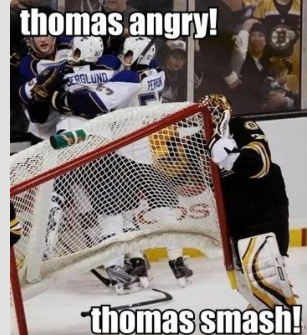 7ea0b5b0ef50718e027ade9d2a6affba calm down thomas hockey pinterest hockey, calming and funny hockey