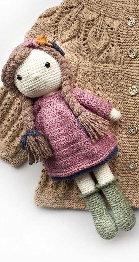 49+ New and friendly Amigurumi Crochet PAttern Design Part 35