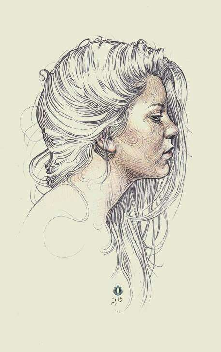 Beautiful Drawing Works By Spanish Artist Oriol Angrill Jorda