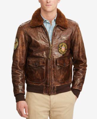 1c50c320f61 POLO RALPH LAUREN Polo Ralph Lauren Men s Iconic G-1 Bomber Jacket.   poloralphlauren  cloth