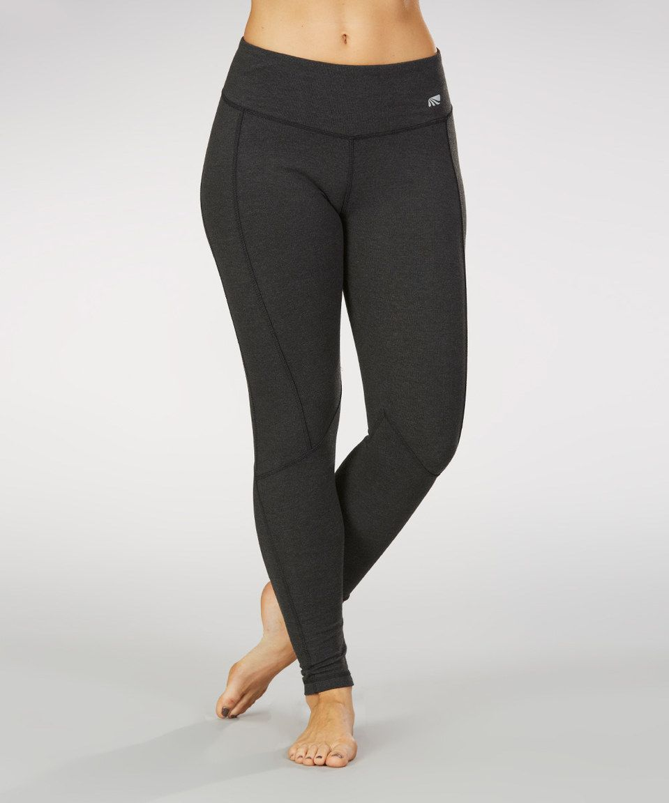 7dceeda04c3f2 This Marika Magic by Marika Heather Charcoal Ultimate Slimming Leggings by  Marika Magic by Marika is perfect! #zulilyfinds
