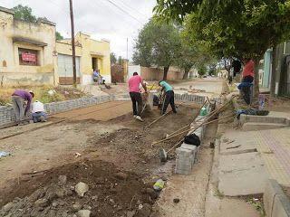 Así Somos: Continúan las obras públicas en Deán Funes
