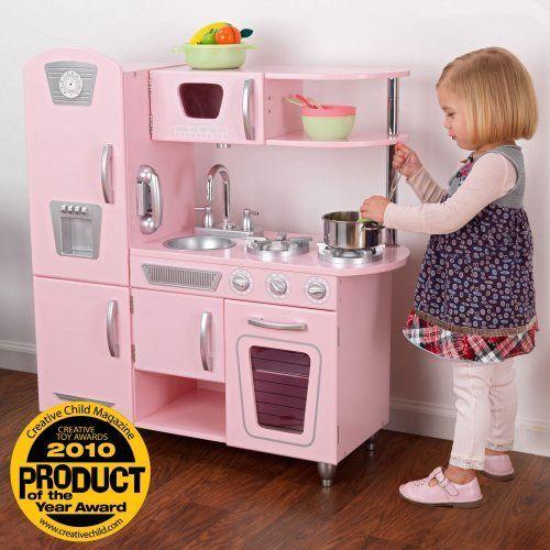 Toy Vintage Play Kitchen