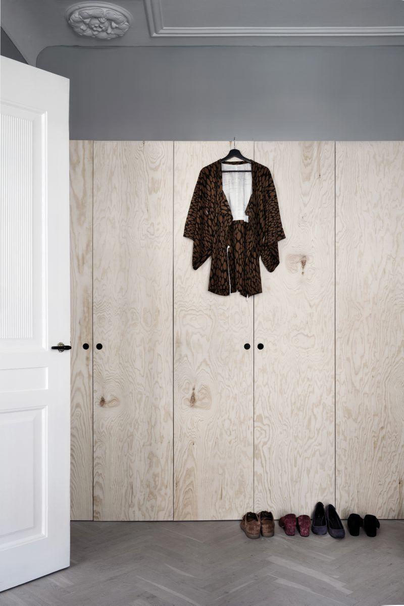 Fashion Designer Yvonne Kones Home Inattendu Einbauschrank