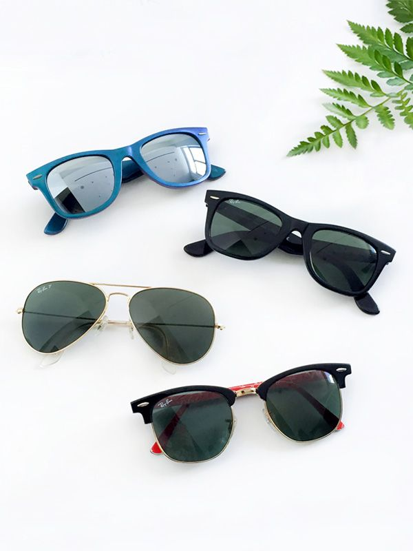 db9a84840b Discover  Authentic pre-owned Ray-Ban pieces. Score an amazing deal - up to  90% off. Only on Tradesy.